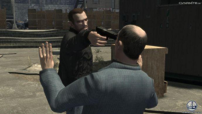 Казнь Влада в GTA 4
