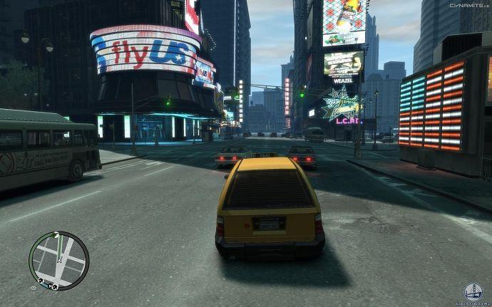 Примерный таксист