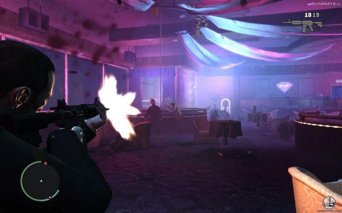 Клубная жизнь в GTA 4