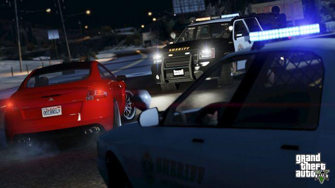 Уход от полиции