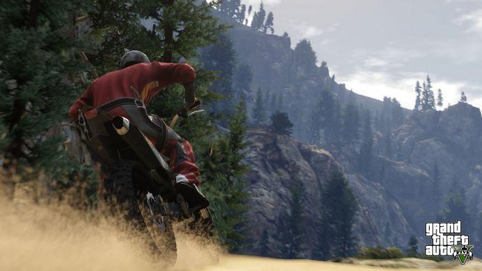Мотогонки в GTA 5