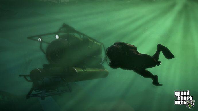 Подводная разведка