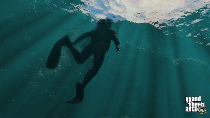 Водные глубины