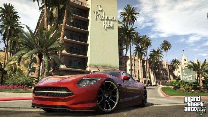 The Richman Hotel в GTA 5