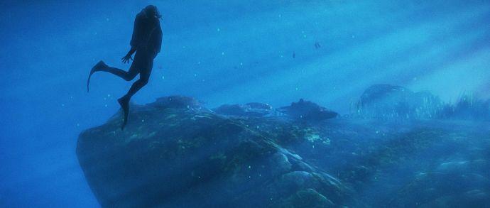 Водводные красоты GTA 5