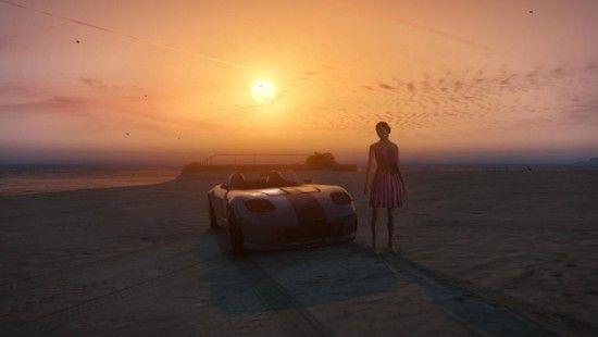 Скриншоты GTA 5
