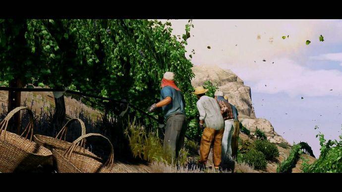 GTA 5: фермеры