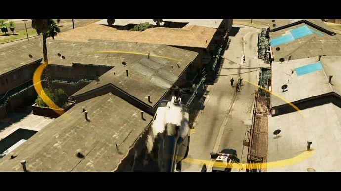 GTA 5: вертолет