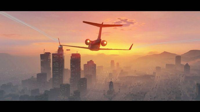 GTA 5: назад в Лос-Сантос