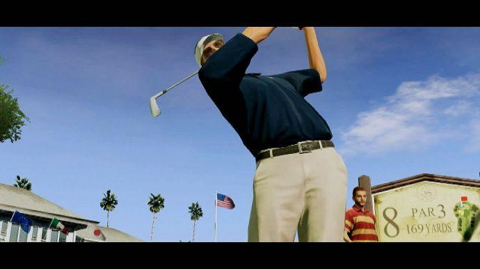 GTA 5: удар по мячу