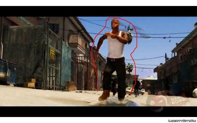Карл Джонсон в GTA 5?