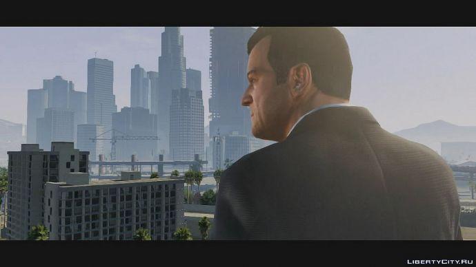 Главный герой GTA V