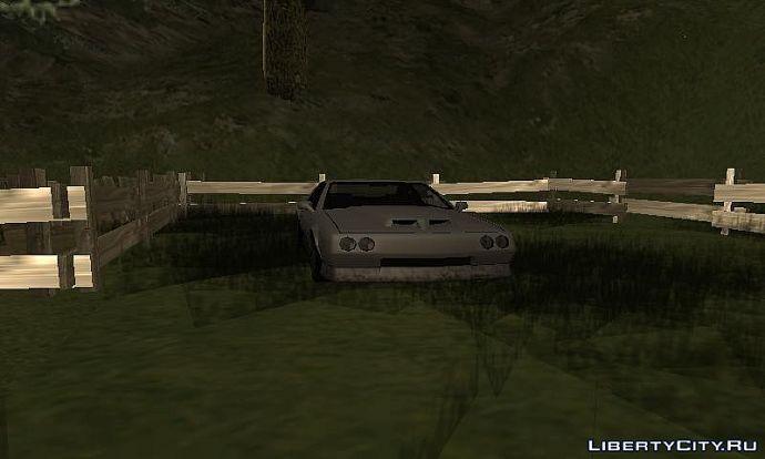 Редкая машина