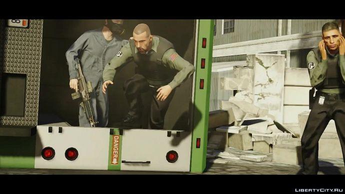 Скриншот из трейлера о Майкле