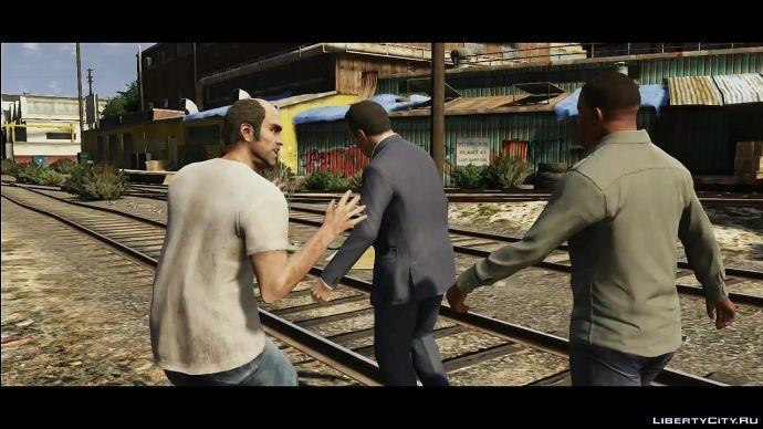 Скриншот из трейлера о Треворе