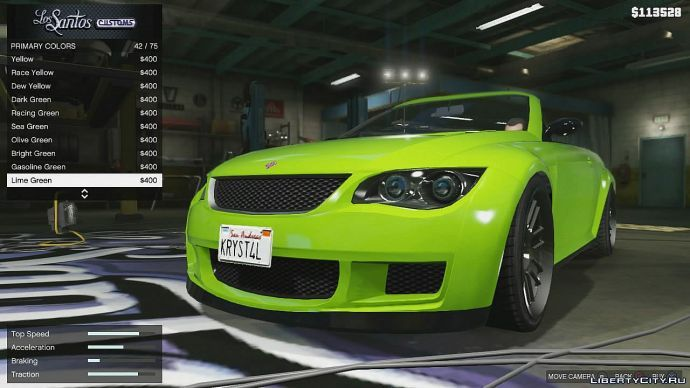 Геймплей GTA 5