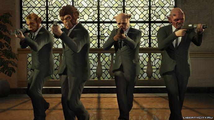 Crew в GTA Online