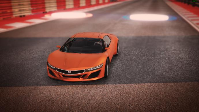 Скриншоты GTA Online Tiny Racers