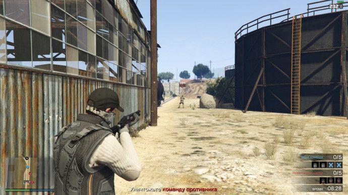 GTA Online - Воскрешение