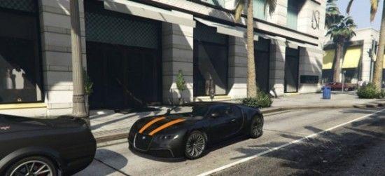 Отсылка Bugatti Vayron
