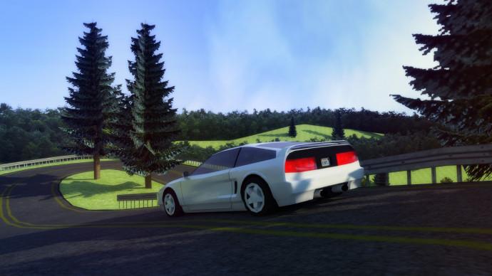 Infernus hatchback-coupe