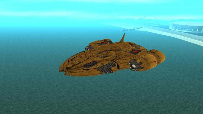 Ark из Transformers Fall of Cybertron