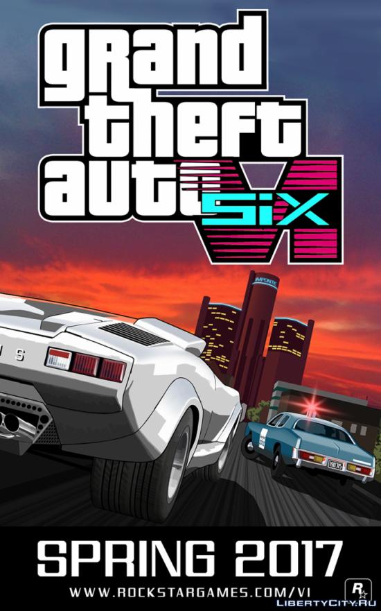 GTA VI Spring 2017