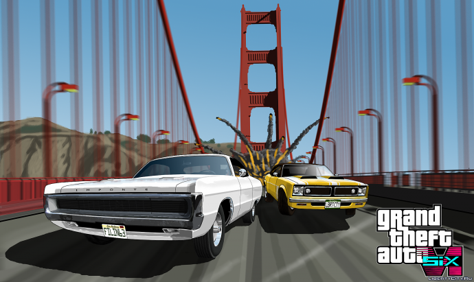GTA VI Race and Chase V2