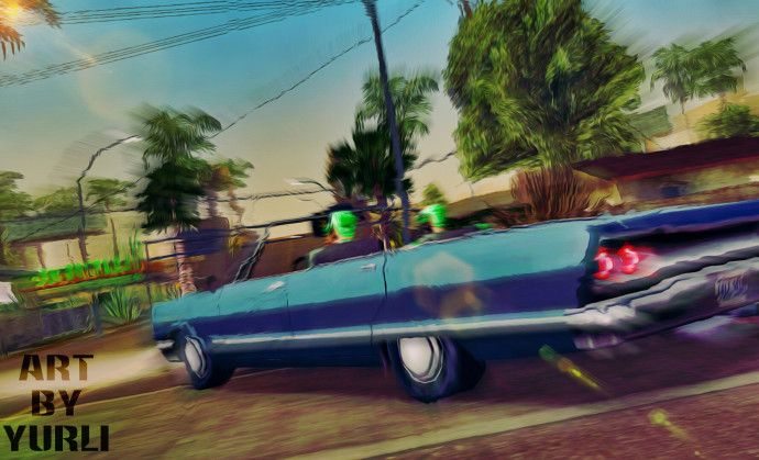 New Art GTA SA(Android)