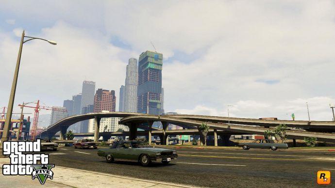 Мосты Лос-Сантоса