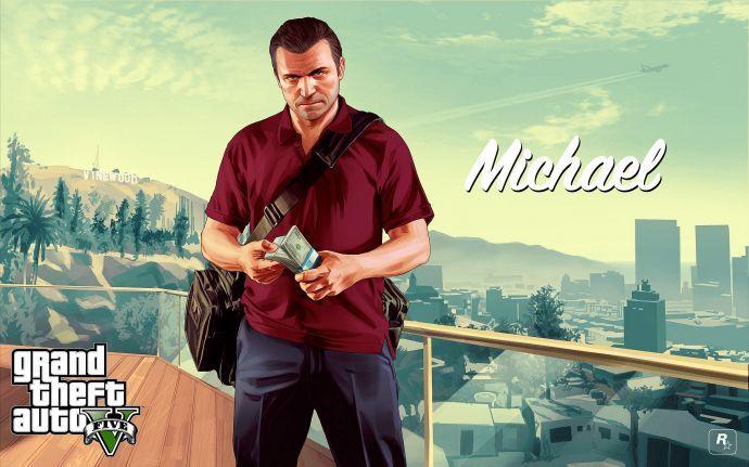 Майкл Де Санта (Michael De Santa)