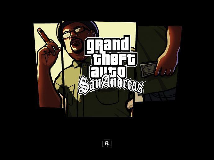 Сигары, деньги, San Andreas