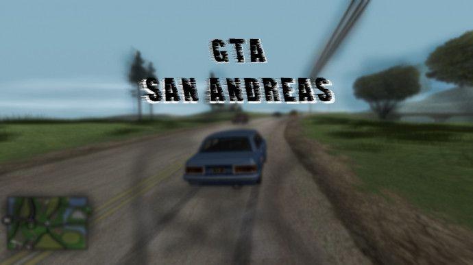 Обои GTA San Andreas