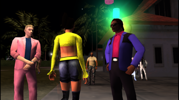 Обои GTA Vice City Stories