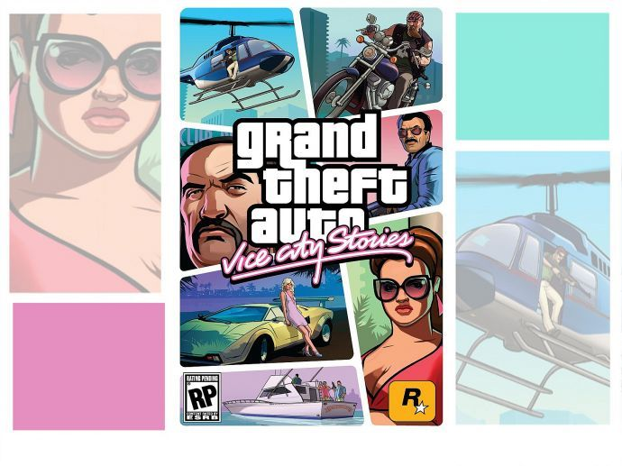 Красавцы Vice City Stories