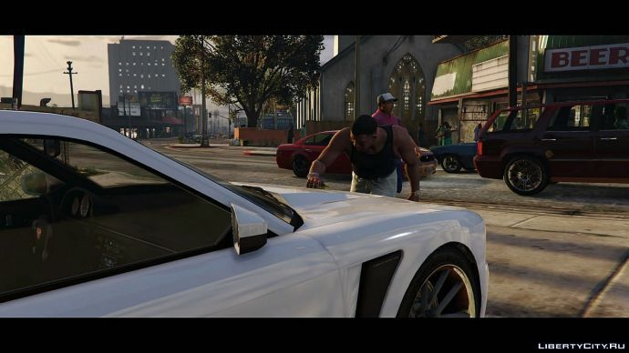 GTA 5 для PS4