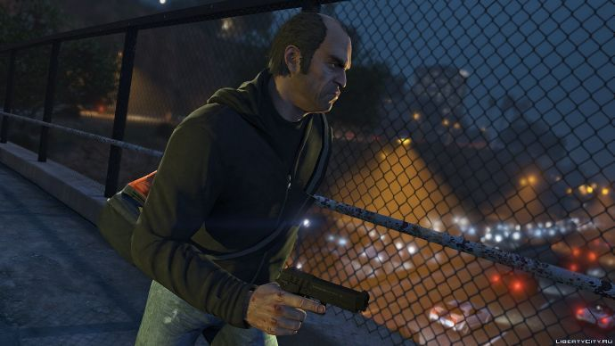 GTA 5 для PC, Xbox One и PS4