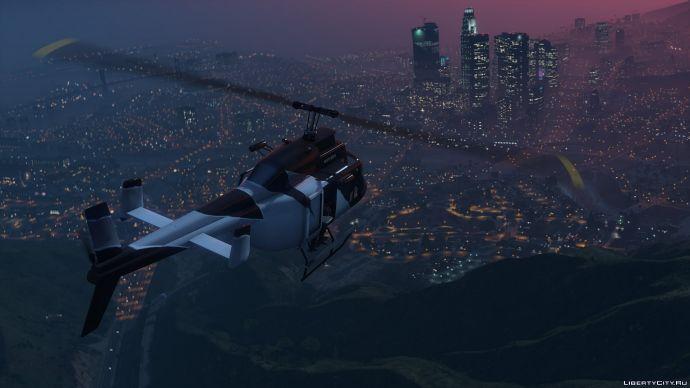 Скриншоты GTA 5 для PC 4K