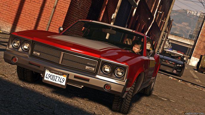 GTA 5 на PC в разрешении 4K