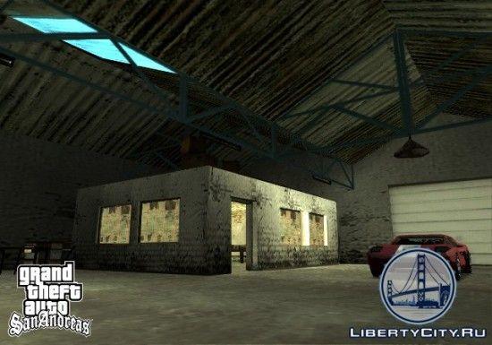 Скриншот GTA SA
