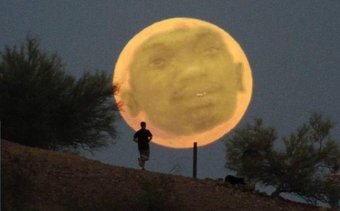Охлажденная луна