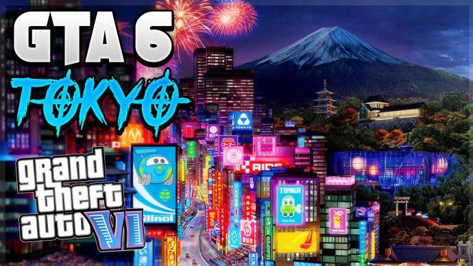 GTA VI Tokyo