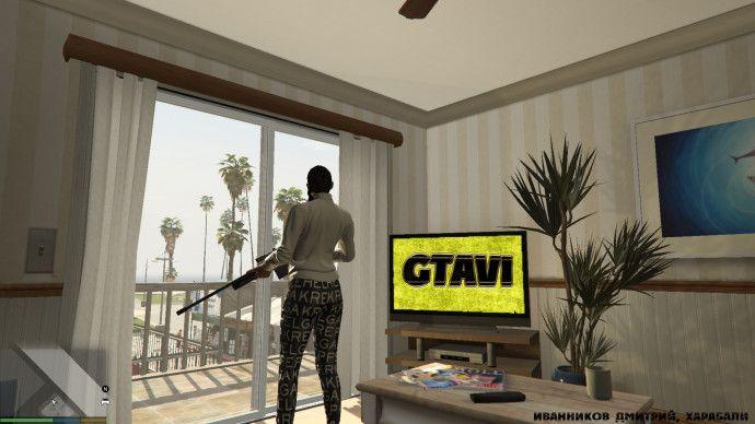 GTA 6 _ На хате у Тревора