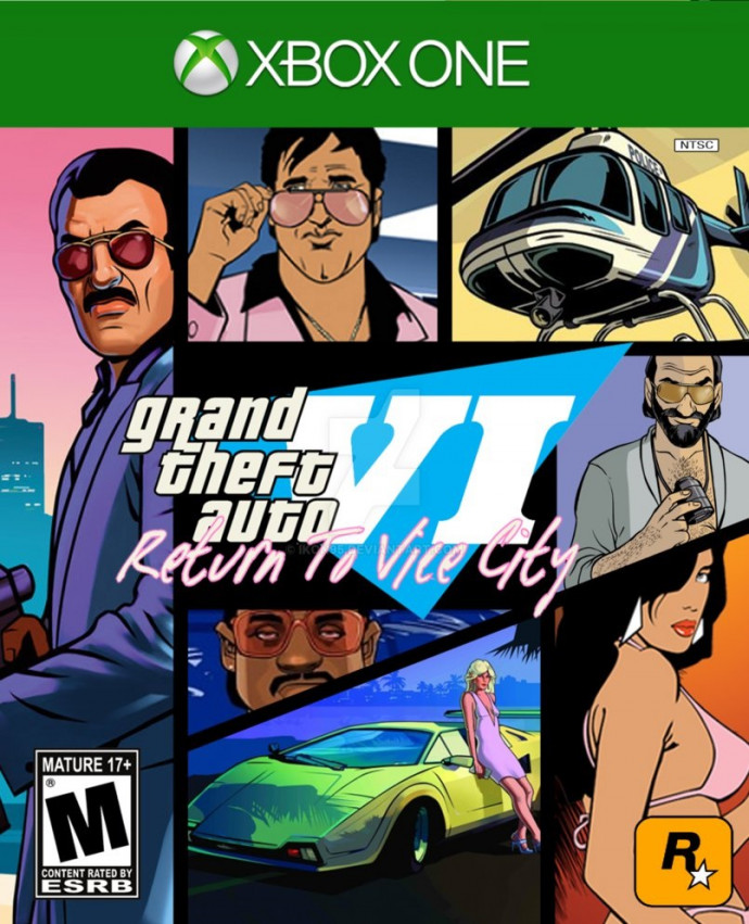 GTA VI - Return to Vice City