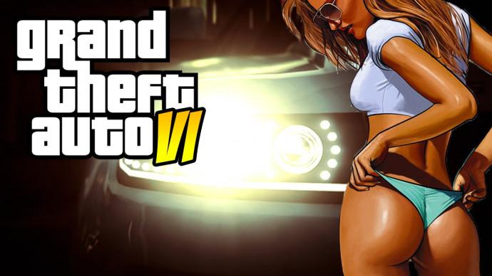 Девушка GTA VI