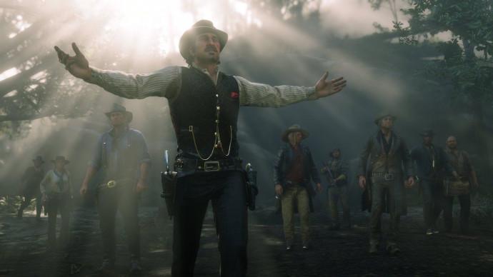 Скриншоты Red Dead Redemption 2
