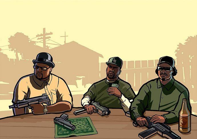 Gang (art)