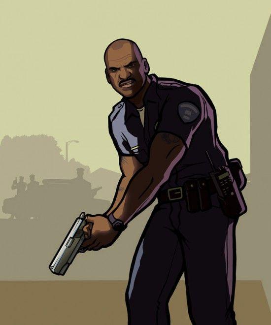 Офицер Тенпенни (art)