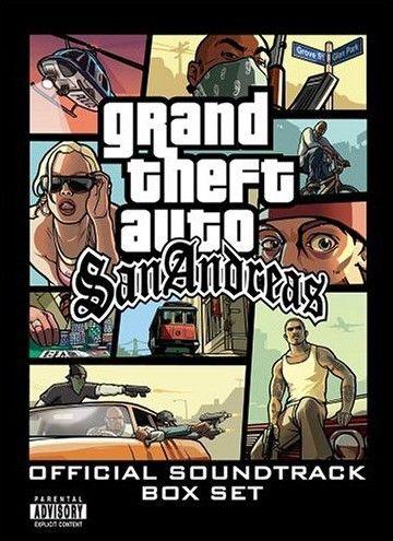 GTA SA саундтрек