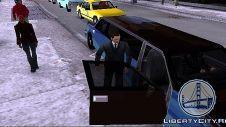 Лимузин в GTA 3